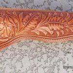 پوست و چرم در هنر سراجی