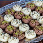 طرز تهیه شیرینی ابریشمی برای عید
