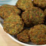 طرز تهیه کوکو عدس برای افطار