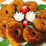 طرز تهیه شامی پوک برای افطار