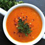 طرز تهیه سوپ دال عدس برای افطار