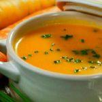 طرز تهیه سوپ هویج برای افطار