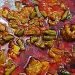 طرز تهیه مرغ ترش و شیرین با لوبیا سبز