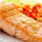 طرز تهیه ماهی با سس پیاز