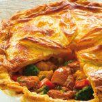 طرز تهیه پای مرغ و سبزیجات
