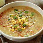 طرز تهیه سوپ ذرت و کاری تایلندی