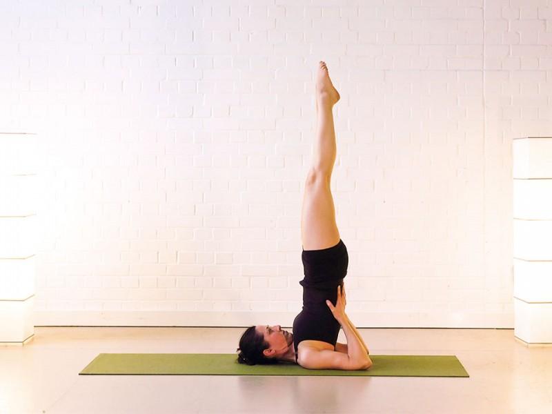یوگا در درمان ناباروری