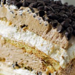 طرز تهیه کیک دسر موکا