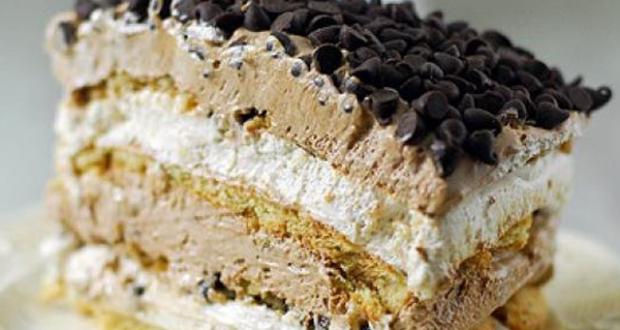 کیک دسر موکا