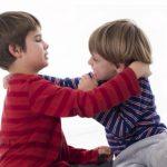 کنترل دعوای کودکان