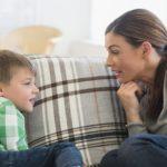 بچه حرف گوش نکن