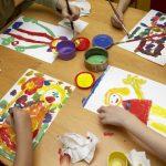 فواید کارهای هنری کودکان