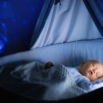 خواب طبیعی نوزاد
