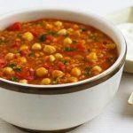 طرز تهیه خوراک نخود لبنانی