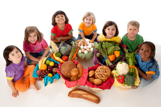 غذای کودک سالم