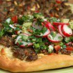 طرز تهیه پیتزا ترکی