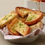 طرز تهیه نان سیر ایتالیایی