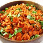 طرز تهیه سالاد هویج تند