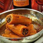 طرز تهیه دلمه هویج