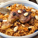 طرز تهیه کبسه مرغ لبنانی