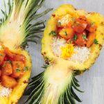 طرز تهیه مرغ آناناسی