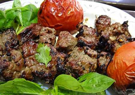 کباب دودی گیلانی